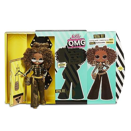 OMG Royal Bee Fashion Dolls Royal Bee sister Queen BOX JAPAN LOL Surprise