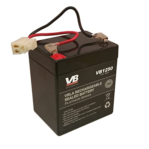VICI Battery 12V 9AH Replacement for Ion Pathfinder 2 Battery