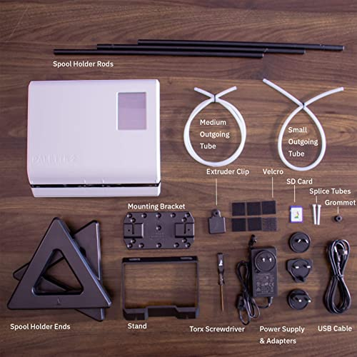 Mosaic Palette 2 for Multi-Material 3D Printing on 1.75mm Printers 1.75mm