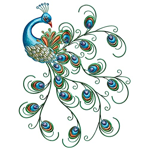 Buy Regal Art Gift Pretty Peacock Wall Decor Online In Thailand B00dq1ay8s