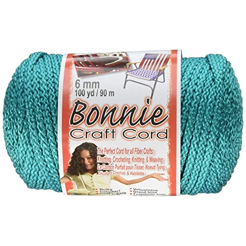 Bonnie Macrame Craft Cord YOUR CHOICE 6MM x 100 Yards NEW OLD STOCK