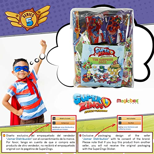 Superzings Series 5 ATTACO