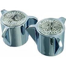 BrassCraft Mfg SH5155 Faucet Handle SAYCO CHROM SPACE AGE TB//SHW HNDL