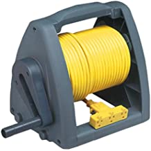Alert Stamping 500WR Wrap-n-Carry Extension Cord Storage Stores 100-Ft of 16//3