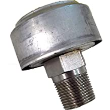 3//4 Male NPT Inc Mesh Size 10 3//4 Male NPT Nipple Style Strainer Flow Ezy Filters M6 10 Pipe Mounted Suction Screen