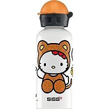 White//Black Sigg Hello Kitty Pepita Diva Water Bottle 0.6-Liter