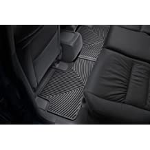 WeatherTech Custom Fit Front FloorLiner for Honda Civic Black