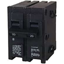 General Electric THQL21100 Thick Series 2-Pole 100-AMP Circuit Breaker by Connec