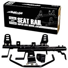 Buddy Club BC08-RSBSRS13-R Racing Spec Right Side Seat Rail for Nissan 240SX 1989-1998 S13//14//15