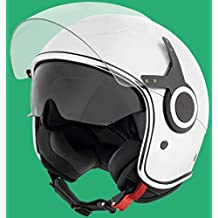 Vespa VJ Helmet Chrome Azure Extra Large