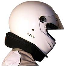 Carbon//Blue, Junior K1 Race Gear Neck Protector Brace