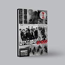 Album+Folded Poster+Extra Photocards Set EXO+X-EXO Ver. Set Entertainment EXO S.M Obsession Vol.6