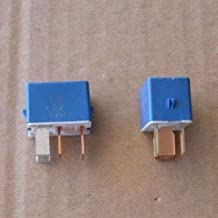 2 Pack GM AC Relay ac clutch relay OEM 12193604 3604 Multi-Purpose Relay Four Pin Relay Fit GMC Chevrolet Buick Pontiac /…