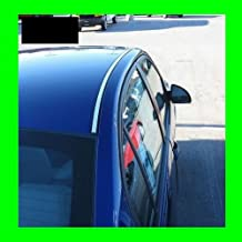 312 Motoring fits 1993-1999 HONDA CIVIC CARBON FIBER ROOF TRIM MOLDINGS 2PC 1994 1995 1996 1997 1998 93 94 95 96 97 98 99 CX DX EX LX SI GX LX SI