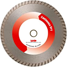 MK Diamond 156659 MK-303 Professional 6-Inch Diameter Lapidary Blade by .040-Inch Wide by 5//8-Inch Arbor