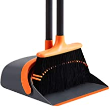 Quickie Stand and Store Stand /& Lobby Broom and Dustpan Set 487 1-Pack