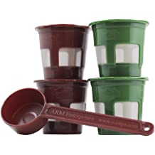ECO-Fill MAX by Perfect Pod Reusable K-Cup Pod for Keurig 1.0 Coffee Maker