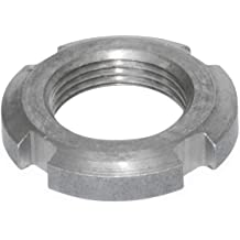 Not Self-Locking Whittet-Higgins KM 4 Threaded Shaft /& Bearing Locknut SKF KM 4 Generic KM4 replaces FAG INA KM4 Timken KM4, Standard KM 4 Metric M20 x 1.0 Right-Hand Thread