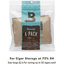 Boveda 72/% RH 320 gram 2-way Humidity Humidor Control Pack