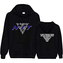 nayingying 17 Cap Hoodie Gradient Color Sweatershirt Unisex Coat