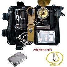 Camping Survival Disaster Basic Camping Kit /& Emergency Preparedness Gear
