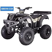 Full Set ATV tires 22x8-10 Front /& 22x11-10 Rear 95-03 Kawasaki Lakota KEF300