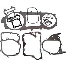 Mx-M Complete Cylinder Gasket Set for GY6 150cc Taotao Hammerhead ATV Scooter Go Karts