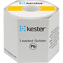 """0.040/"""" Diameter Kester 24-6040-0039 Rosin Cored Wire Solder Roll 44 Activated"""