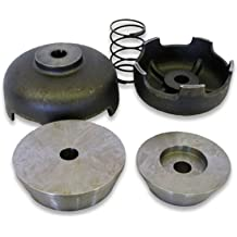 Online Auto Supply Hunter Micro-Round Brake Lathe Insert Kit 20-1418-1 for OCL /& QCL Lathes
