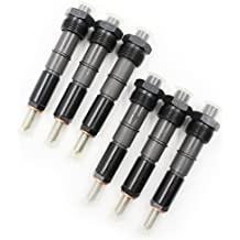 8-Pack Zreneyfex Fuel Injectors Fits Bosch Gen III Chevy GMC 7.4 454 GM Upgrade Fuel Injectors 2500 3500 Truck
