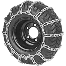 5572 Rotary Set Of 2 26X12x12 Tractor Tire Chains 2 Link Spacing //#B4G341TG 32W4-15RTH564291