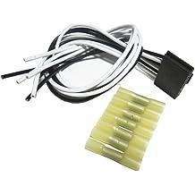 DunGu HVAC Heater Blower Motor Resistor 79335-TF0-G01 For 2009-2012 Honda Fit