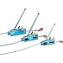 3//4T Blue Tractel 19669 Bravo Lever Hoist with 5-Feet Lift