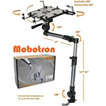 RAM-VB-195-SW1FK Heavy Duty RAM No-Drill Laptop Mount for the 2015 Ford F-150