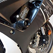 No Cut Frame Slider Crash Protector For 2007 2008 Suzuki Gsxr 1000 Gsx-R Carbon