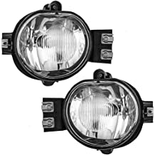 Aftermarket Replacement Passenger Fog Light Compatible with 1999-2002 Sierra Pickup Truck 10385055