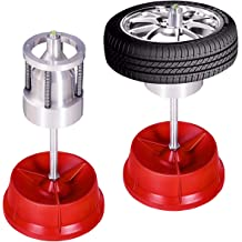 Stainless Steel Wheel Mounting Aid Tire Rim Change Tool Wheel Changing Helper Universal Wheel Mounting Tool M14-1.25