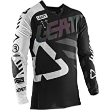 Leatt Mens DBX 5.0 All Mountain Jersey Lime BMX MTB Mountain Bike Cycling