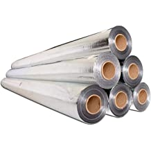 500sqft R8 Reflective Insulation Garage HVAC Duct Pipe Faucet House Attic Wrap