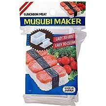 Spam Musubi Mold Onigiri Make Your Own Professional Sushi at Home 2 Pack Musubi Maker Press Restaurant Quality Hawaiian Spam Musubi Non-Stick /& Non-Toxic Sushi Making Kit Kimbab BPA Free