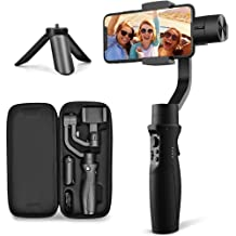 OLED Screen Plus G-Mode Remote Motion Tracking Camera Setting Control EVO Gimbals Pro-Focus Remote with Follow Focus Control for EVO RAGE3 or Zhiyun Crane 2 Camera Stabilizer