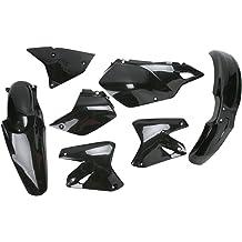 Black Material Plastic 2041080001 Acerbis Replacement Plastic Kit