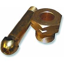 Reducing Short Generic Fit Flare Nut 3 4 Ffl X 5 8 Od Nrs41210 Brass