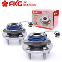 Bonnevile ECCPP 513121 Wheel Bearing Hub Front Wheel Hub and Bearing Assembly Allure Century Impala 5 Lug W//ABS Aurora