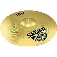 Sabian SBR1811 SBR Series Pure Brass 18-Inch Crash//Ride Cymbal
