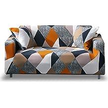 Antiskid Spandex Stretch Sofa Cover Furniture Loveseat Slipcover 1 2 3 Seater US