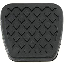 Red Hound Auto Parking Emergency Brake Pedal Pad for Compatible with Ford//Lincoln//Mercury 66-91 Bronco, 75-91 F-150 65-91 F-250 Read Listing for Fitment Details