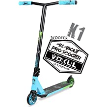 Featuring ABEC-9 Wheel Bearings Best Entry Level Freestyle Scooter with Stable Performance Tricks Scooter for Boys /& Girls SHENGPU Stunt Scooter for Adults//Teens//Kids Ages 8+