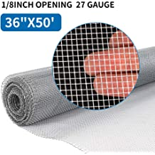 1 x 3 Allstar Performance ALL22265 1//8 Opening Stainless Screen
