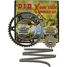 RK Chain and JT Sprockets Chain and Sprocket Kit Fits Yamaha Raptor 700 2006-2015